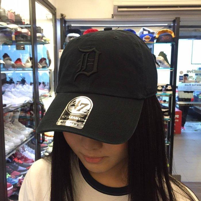 BEETLE 47 BRAND 老帽 底特律 老虎 DETROIT TIGERS DAD HAT 大聯盟 MLB 黑魂 MN-393