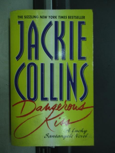 【書寶二手書T1/原文小說_NDF】Jackie collins_1999