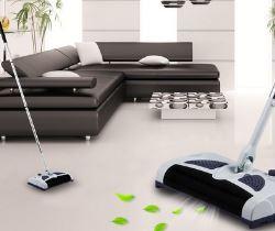 家用無線充電式拖地機吸塵器二合一掃拖一體機手推掃地機 690元