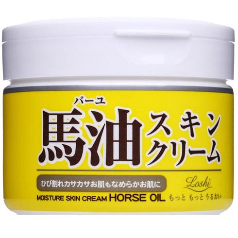 日本 Cosmetex Roland 馬油潤膚霜 220g ☆真愛香水★