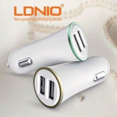 LDNIO Micro USB 車充/3.4A/充電器/OPPO R7/Plus/R7S/Mirror 5s/N3/R5/F1