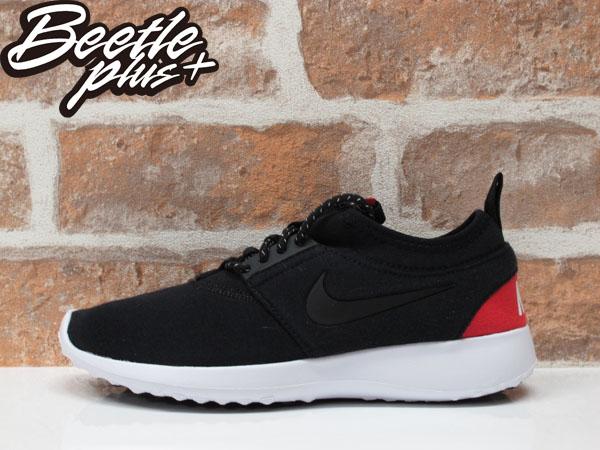 女生 BEETLE NIKE WMNS JUVENATE TP 黑紅 黑白 慢跑鞋 749551-002