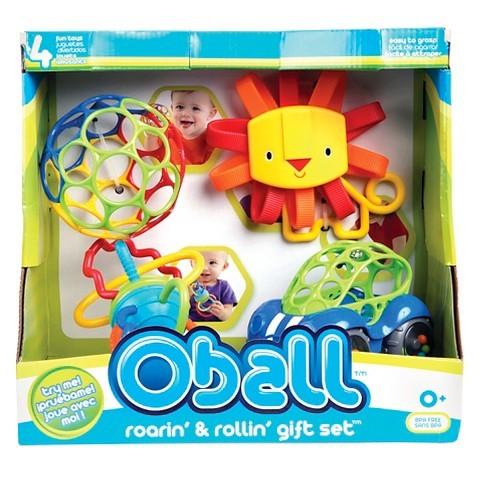 Kids II - Oball - 洞動球歡樂玩具組