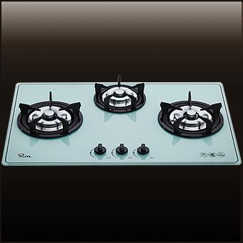 (喜特麗)三口玻璃檯面爐-JT-3002A