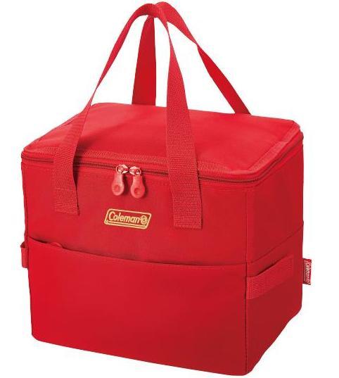 Coleman 10L 保冷袋/冰桶/野餐袋/野餐籃 CM-27229M000 10L莓果紅保冷袋/台北山水