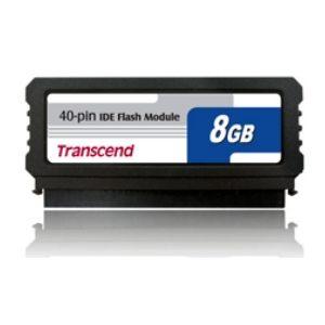 *╯新風尚潮流╭*創見 固態硬碟 8GB IDE 快閃記憶卡(40pin垂直型) TS8GPTM510-40V