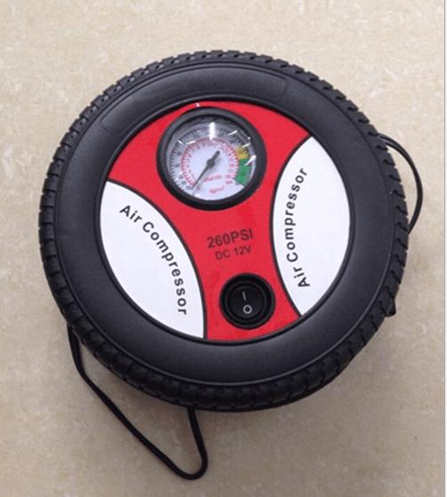 汽車迷你充氣電動幫浦