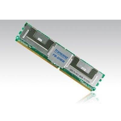 *╯新風尚潮流╭*創見伺服器記憶體 4G DDR2-667 FBDIMM TS512MFB72V6T-T