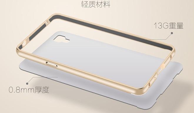 oppo r7 彩绘金属边框背盖 手机壳