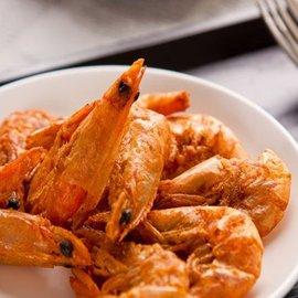 《大頭叔叔》台灣蝦酥蝦拼DoReMi (原味/椒鹽/麻辣) 三種口味共10包