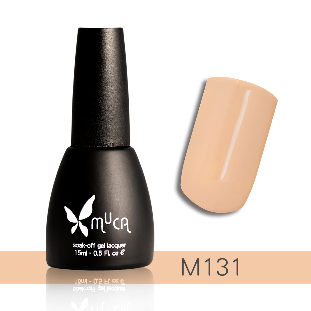 Muca沐卡 即期光撩凝膠指甲油 M131(15ml)