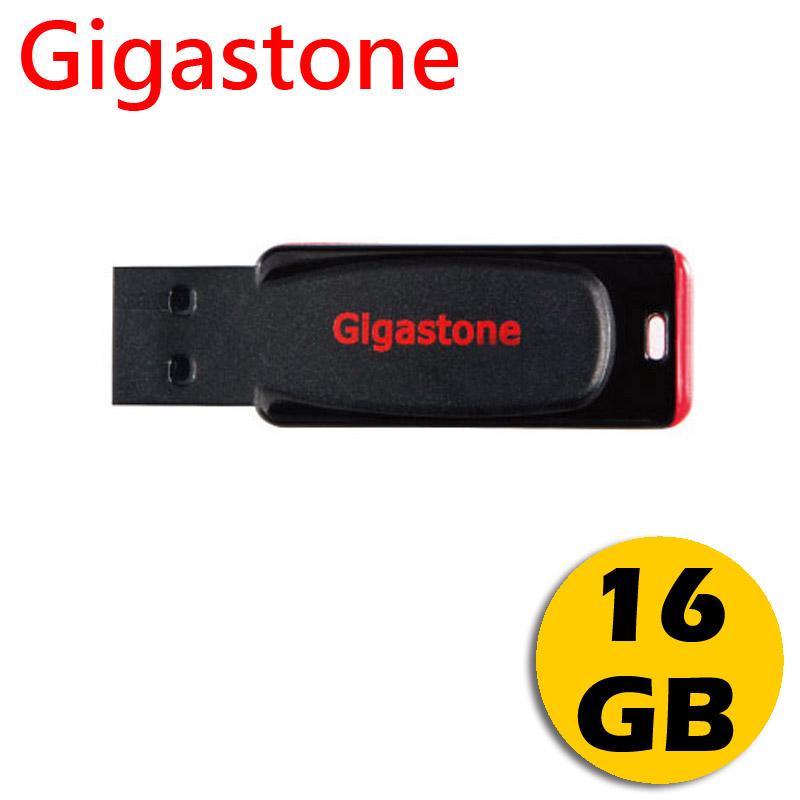 Gigastone U201 經典隨身碟2.0 16GB