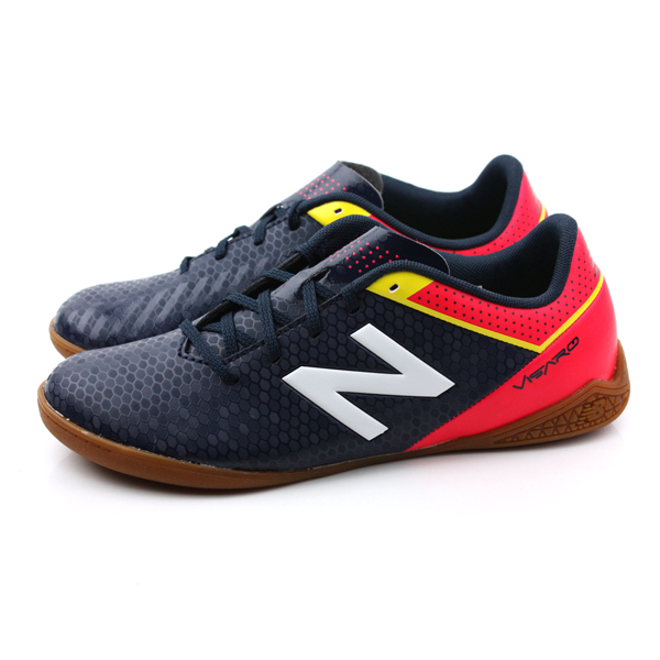 New Balance 足球鞋 童鞋 黑色 童 no104