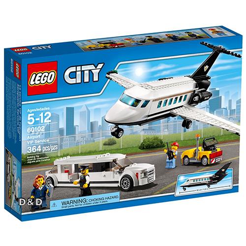 樂高積木LEGO《 LT60102 》City 城市系列 - 機場 VIP 貴賓室