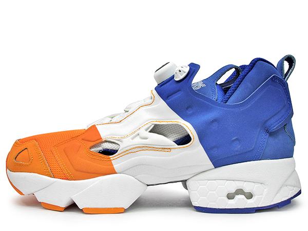 [38%OFF] 2015 20周年紀念 NBA 紐約明星賽 TOKEN 38 限量登場 紐約鞋舖 PACKER SHOES x 瑞典鞋舖 SNEAKERSNSTUFF x REEBOK INSTA PUMP FURY OG NYC 白藍橘 紐約 ALL-STAR 尼克 SNS 三方聯名 STANCE 特製襪子 (V63454) !