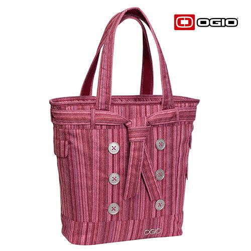 【OGIO】鈕扣托特包-莓果 (114006-616)