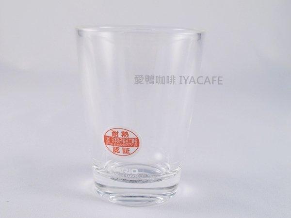 《愛鴨咖啡》Hario SGS-140 卡布吉諾 厚玻璃杯 5oz