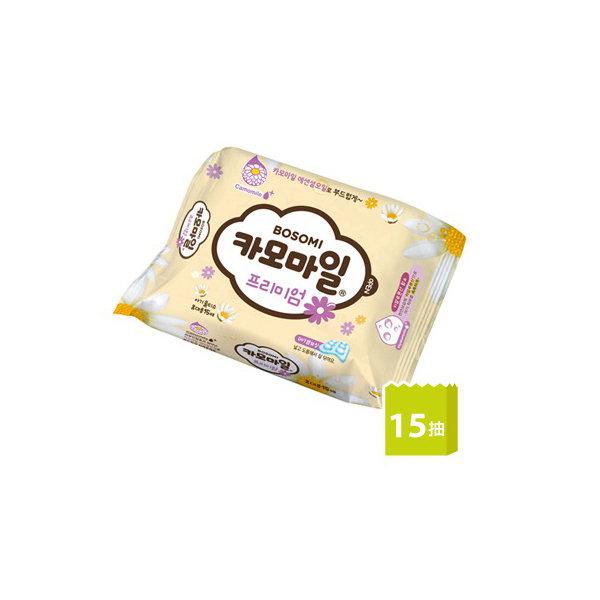 ??洋甘菊濕紙巾隨手包15P 溼紙巾 濕紙巾【六甲媽咪】