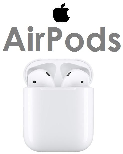 【原廠吊卡盒裝】蘋果 APPLE AirPods 立體聲無線耳機 Air Pads 藍牙