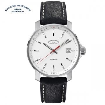 ★德國高級腕錶品牌★格拉蘇蒂-莫勒 Muehle-Glashuette Sporty 運動系列 M1-25-21-LB 機械男錶