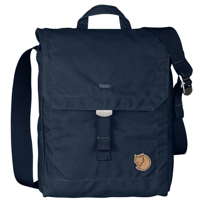 【鄉野情戶外用品店】 Fjallraven |瑞典|  小狐狸 Foldsack No.3 信封式側背包/旅行側包/24225 《海藍色》