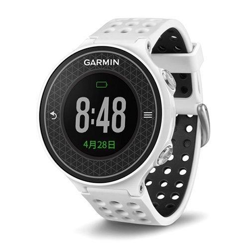 【柏蒂高爾夫】GARMIN 首支極輕薄中文高爾夫球GPS腕錶 Approach S6