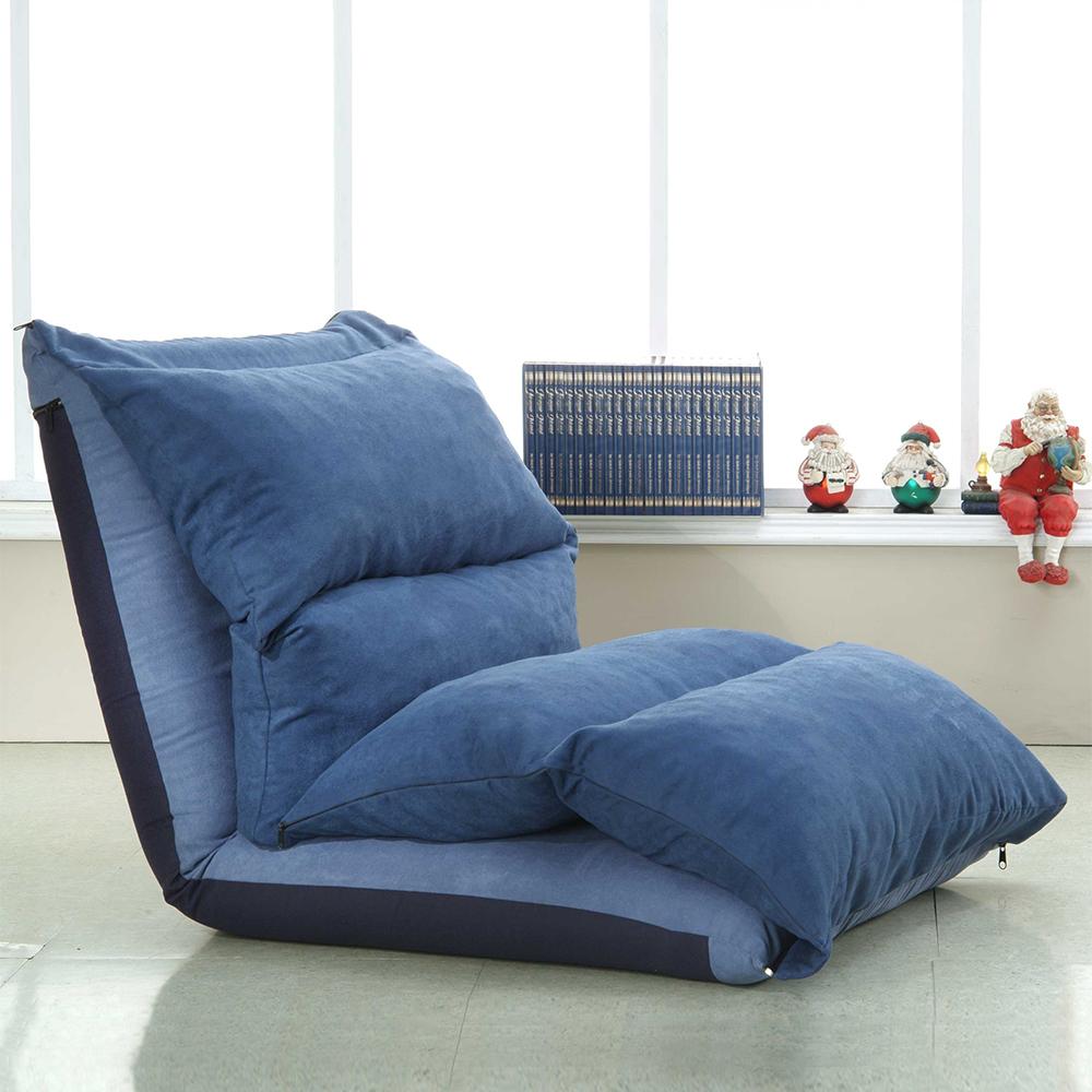 原廠公司貨【日系經典】坐臥躺功能沙發床/和室椅-(布套可拆洗) ★班尼斯國際家具名床