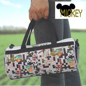 Minnie&Mickey圓桶包.背包.包包P043-MK04