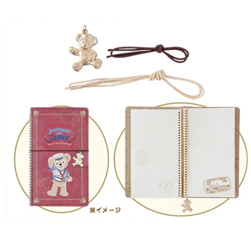 【真愛日本】15091500065 10TH紀念旅行-金飾皮綿束繩 迪士尼樂園限定 手鍊 飾品