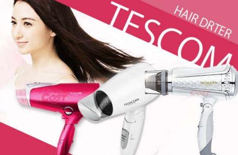 日本髮廊御用品牌!只要299元起(免運費),即可享有【TESCOM】負離子吹風機/雙氣流風罩9段調整可摺疊負離子吹風機(TID960TW)/膠原蛋白吹風機(TCD4000)等組合,一年保固