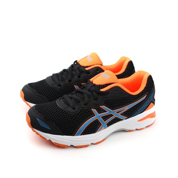 ASICS 亞瑟士 GT-1000 運動鞋 女鞋 黑藍色 no245