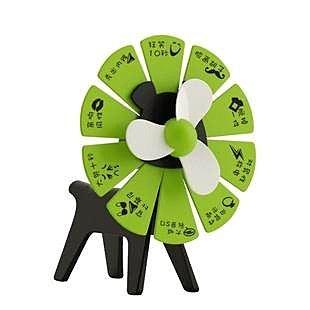 =優生活=《 夏日必備 清爽一夏 》辦公室實用小物 電腦桌前不可或缺 狗狗造型USB風扇 桌上立扇