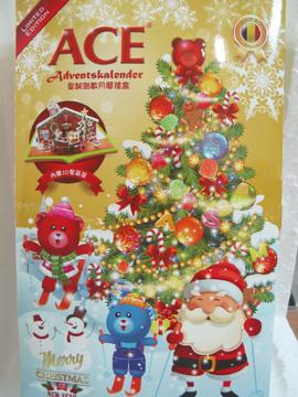 博能生機~ACE聖誕倒數月曆禮盒