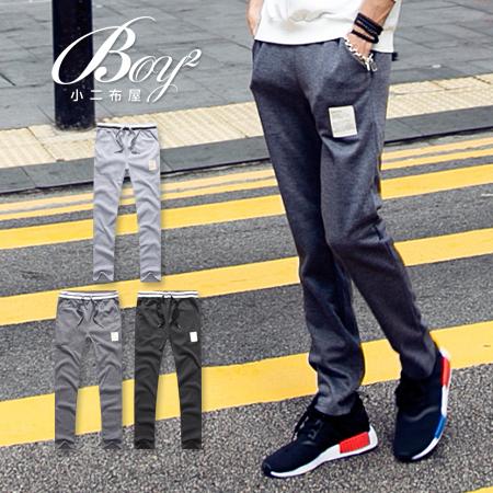 ☆BOY-2☆【NQ95048】運動棉褲 休閒棉質長褲