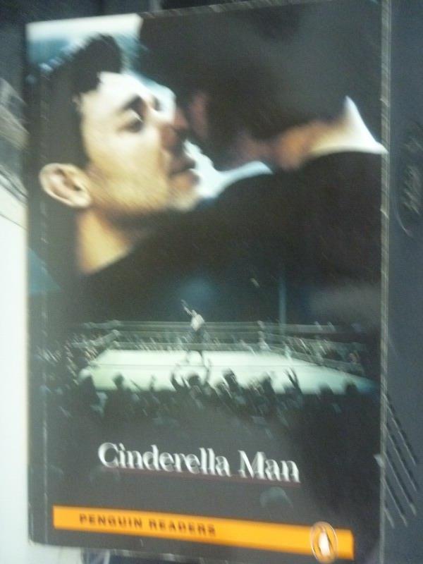 【書寶二手書T4/原文小說_HAP】Cinderella Man_Marc Cerasini