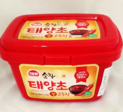 有樂町進口食品 韓國人氣商品 韓國辣椒醬 500公克 T70 8801075012316