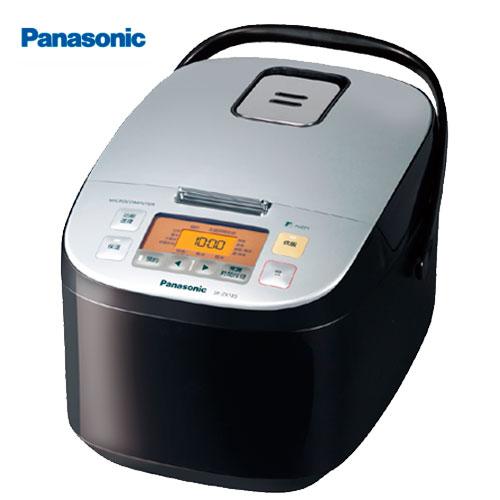 【感恩有禮賞】Panasonic 國際 SR-ZX105 鑽石厚黑鍋6人份電子鍋