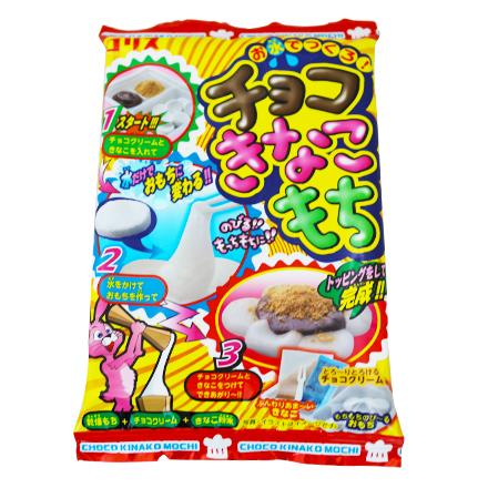 【敵富朗超巿】Coris 手做巧克力黃豆粉麻糬 26g
