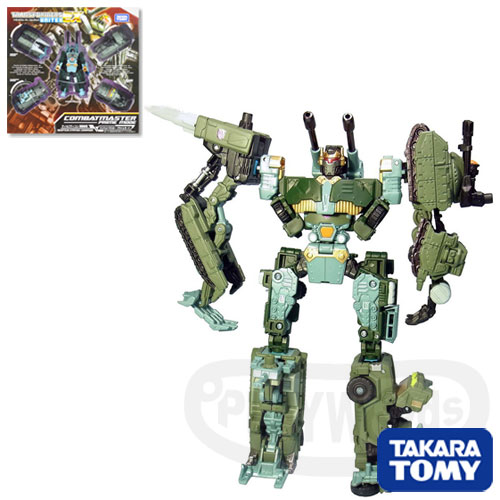 【Playwoods】[變形金剛]日版TAKARA:United EX01 EX-01 戰鬥大師Combat master領袖模式(變型金剛/變形金剛/變型金鋼)
