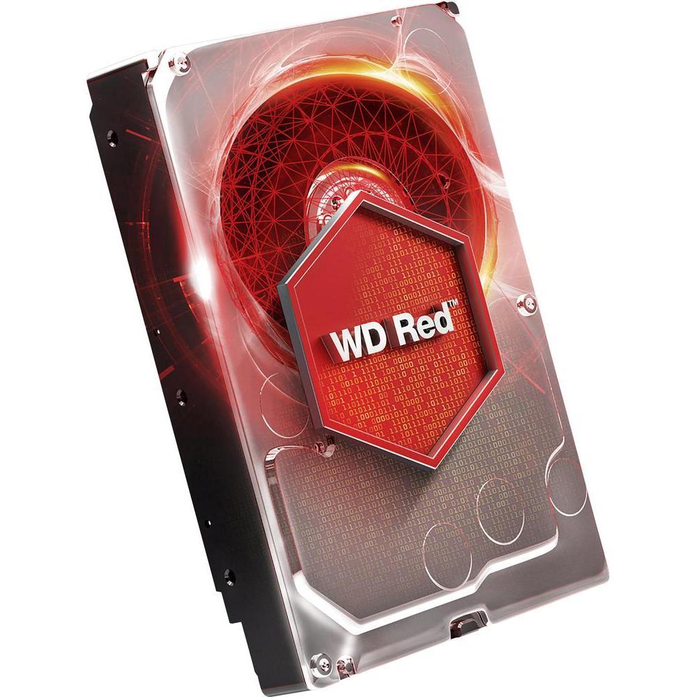 WD 威騰 紅標 1TB 3.5吋 WD10EFRX 5400轉/SATA3/64MB/三年保固 NAS 專用硬碟