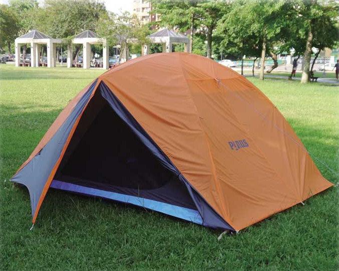 露營 帳篷 | Pinus | Family Tent 4~6人溫馨家庭帳 | 秀山莊(P12723)