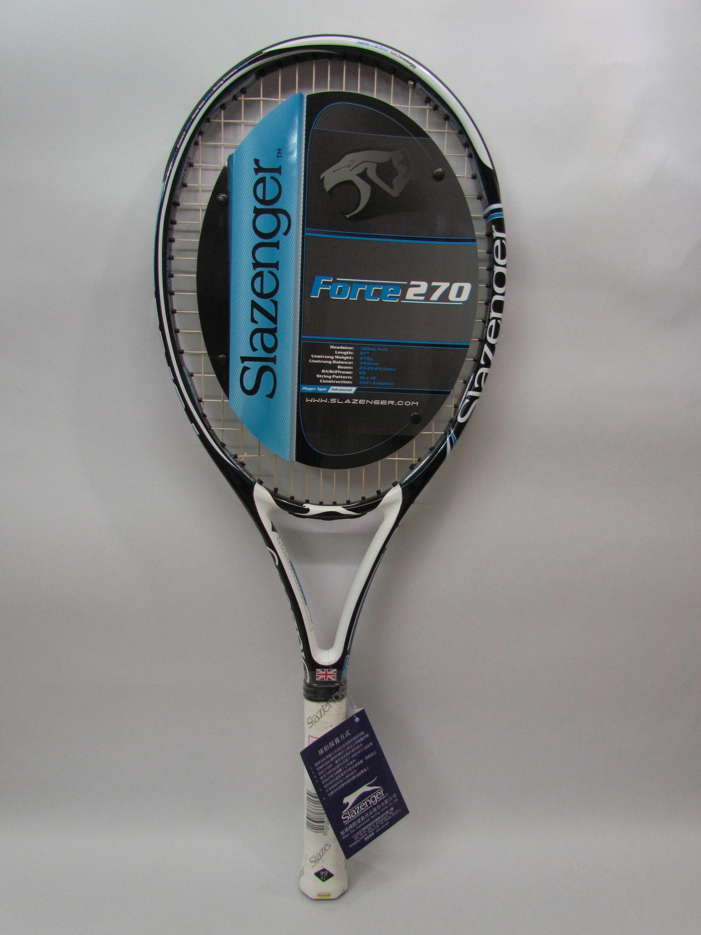 Slazenger專業網球拍 Force 270