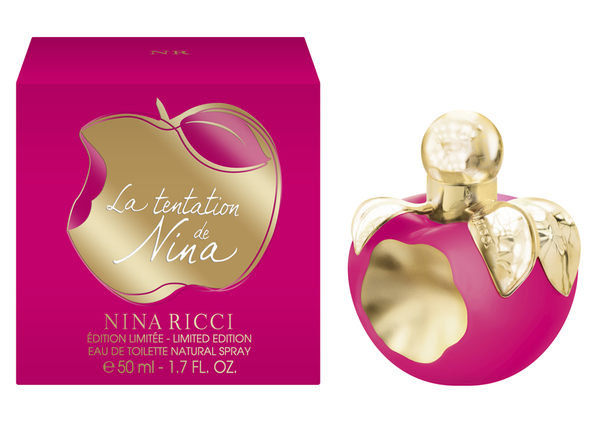 NINA RICCI 蘋果咬一口女性淡香水 50ml《Belle倍莉小舖》