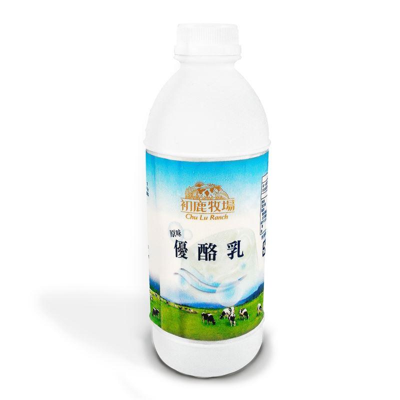 初鹿牧場|原味優酪乳946ml
