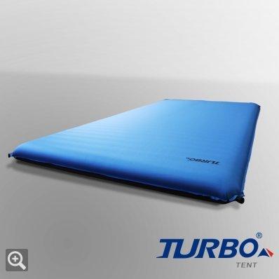 【【蘋果戶外】】Turbo Tent Mat 125自動充氣泡綿睡墊 加大超厚10cm款
