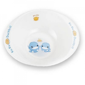 『121婦嬰用品館』KUKU 美耐皿 - 雙耳碗