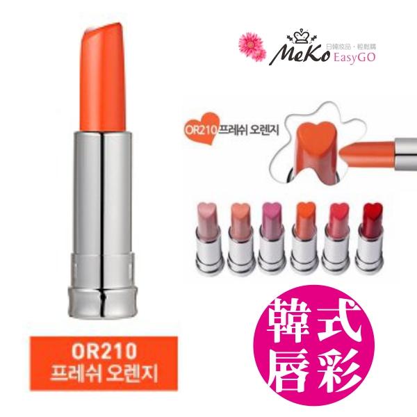 Holika Holika 愛戀唇膏-OR210清新蜜橙