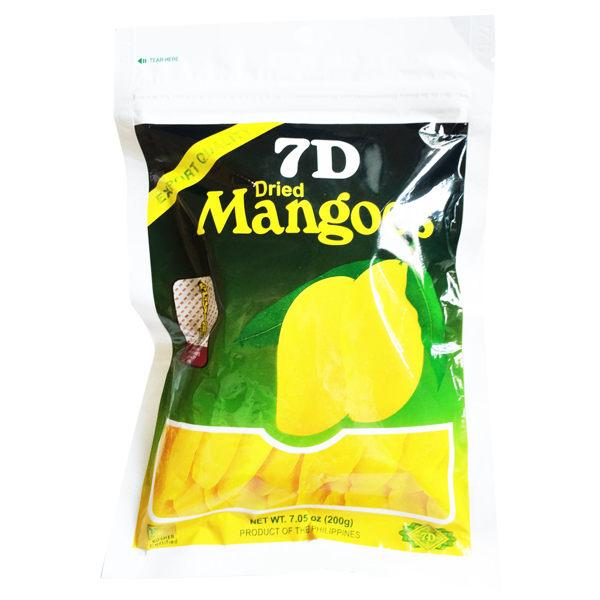 (特價) 7D 菲律賓宿霧芒果乾 200g/包