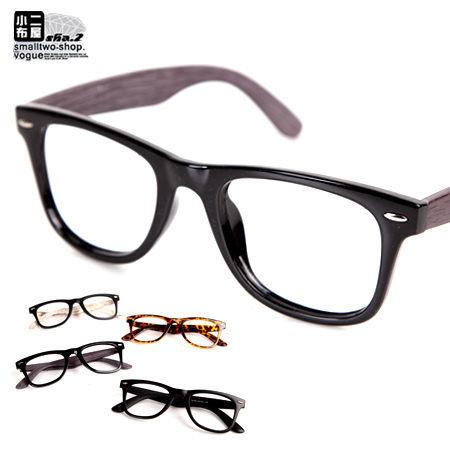 ☆BOY-2☆【NQ-WB78169】時尚粗框眼鏡-4色 現+預