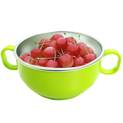 美國Innobaby stainless starter bowl 不鏽鋼碗 (小碗)【綠色】